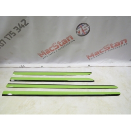 VW CADDY VIPER STYLE SET OF DOOR TRIMS IN GREEN FITS 2011-14 MODELS 1T0 853 515