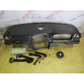 BMW F10 F11 5 SERIES M SPORT AIR BAG KIT DASHBOARD IN BLACK FITS 2011-16 MODELS