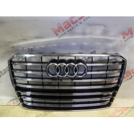 AUDI A8 FRONT GRILL GENUINE FITS 2014-2016 MODELS