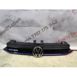 VW GOLF 7 SV SPORTSVAN BLUEMOTION FRONT GRILL GENUINE 510 853 653 F
