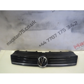 VW POLO FRONT GRILL GLOSS FINISH GENUINE ITEM 2015-ON 6C0 853 651