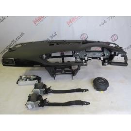 AUDI A7 4G8 AIR BAG KIT HEAD UP DASHBOARD FITS 2013-17 MODELS