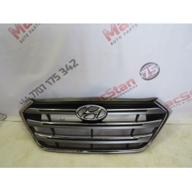 HYUNDAI TUCSON FRONT GRILL CHROMED NEW MODEL 2015-ONWARDS GENUINE