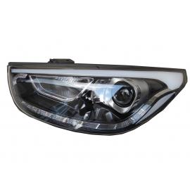 hyundai ix35 new model led headlight