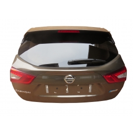 nissan qashqai new model tailgate